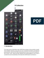 SSL4000 E-Channel Manual