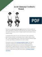 5 Ejercicios de Gimnasia Cerebral o Mental.docx
