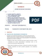 Informe de Estudio Topografico (1)