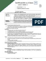 4Basico - Planificacion de Clase Matematica - Semana 11