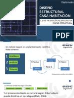1.2 Metodologia Del Proceso de Diseño Estructural
