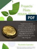 Presentación Proyecto MINAM-PNUD