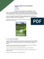 . Leyes y Normas en El Manejo de Los Recursos Genéticos Forestales