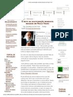 O mito da doutrinação marxista baseada em Paulo Freire.pdf