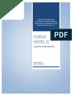 Curso Nivel II (Pt) - h. Ferrer