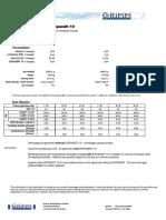 EXPANDIT 10 Mortar Comparison Test