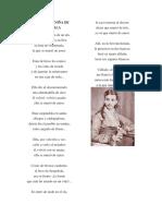 Poema de La Niña de Guatemala