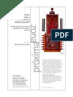 Aproximaciones Epistemológicas y Conceptuales de La Conducta Prosocial