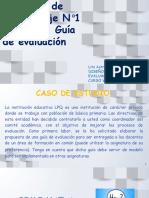Actividad Guia 1 Entrevista Diseño de instrumentos de evaluación