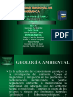 Geaologia ambiental