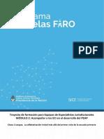 Modulo Escuelas Faro