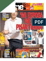 Martin Vizcarra - Entrevista Trome