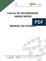Manual Do USUARIO Do Portal