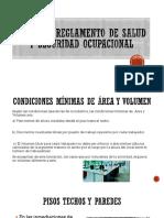 4.- Reglamento de Salud Organizacional GUA