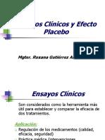 1 Ensayos Clinicos y El Efecto Placebo