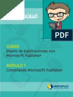 Diseño de Publicaciones Con Microsoft Publisher - Ficha 1