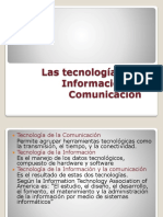 Presentación TIC'S
