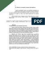 TransRealismos e Anacronismos - usos poético e teórico do vocabulário técnico do fotográfico