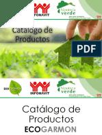 Catálogo de Productos EcoGarmon