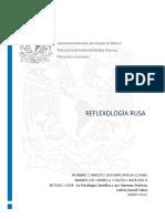 REFLEXOLOGIA RUSA