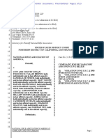 NRA v. San Francisco (319-Cv-05669) Complaint