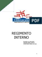 84_Regimento Interno I (1)