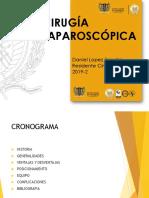 Principios Laparoscopia