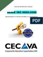 Tema 3.1 a Iso9000 Revision