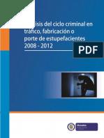 OF05010812 Analisis Ciclo9criminal Trafico Fabricacion Porte Estupefacientes