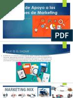 Sistema de Apoyo a Las Decisiones de Marketing y Segmentacion Presentacion