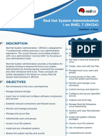 Red Hat System Administration I on RHEL 7 RH1241 (1)