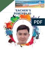 Teachers-portfolio Claire Juarez