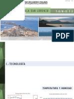 Analisis Territorial de La Isla San Lorenzo