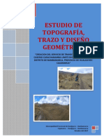 TRAZO Y DISEÑO GEOMÉTRICO