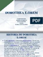 Teoria de Enfermagem DOROTHEA 2008 2