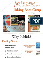 Self-Publishing Boot Camp Presentation