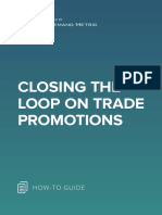ANA Closing the Loop on Trade Promotions