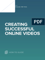 ANA Creating Successful Online Videos