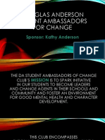 Powerpoint D.a for Change Meeting 1 2019-2020