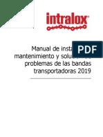 manual de instalacion y mantenimiento bandas transportadoras