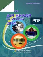 Kecamatan Air Besar Dalam Angka 2014