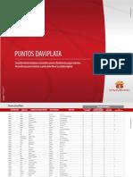 BASE DE PUNTOS CORRESPONSAL - PUNTOS DAVIPLATA SEPTIEMBRE 2017.pdf