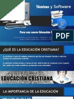 Exposición - Técnicas y Software Educación Biblica y Teologica