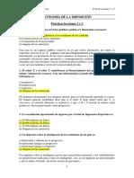 ECONOMÍA DE LA IMPOSICIÓN prácticas 1 y 2
