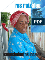 Vista de Mujeres Raizales Conocimientos Locales.