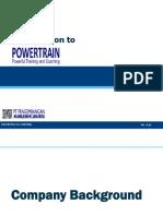 0118 PowerTrain Company Profile