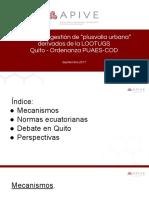 APIVE-Presentacion-Directorio-PUAES-COD-Quito-09-2017.pdf