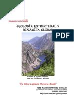 Geolog a Estructural Unv Salamanca 2003