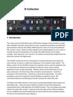 SSL 4000 G-Equalizer Manual
