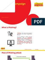Phising campaign